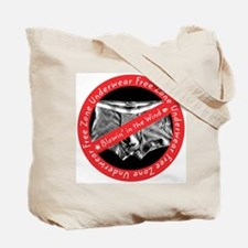 Goin' Commando Tote Bag