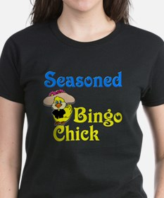 Seasoned Bingo Chick Tee