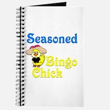 Seasoned Bingo Chick Journal