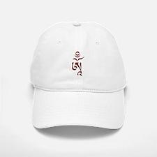 Tibetan Om Baseball Baseball Cap