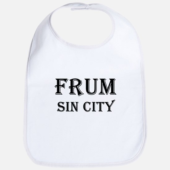 Sin City Bib