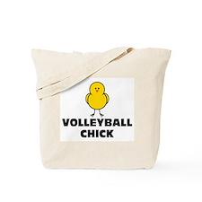 chick temp Tote Bag