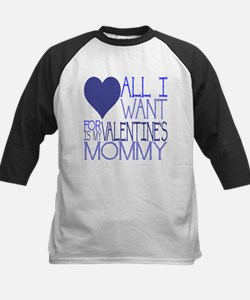 Mommy Valentine Tee