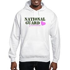 NG Grandma Green & Heart Hoodie