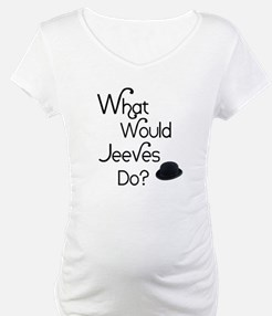 What would Jeeves do? Shirt