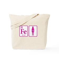 Ironwoman Element Tote Bag