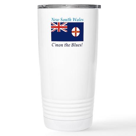 NSW Stainless Steel Travel Mug