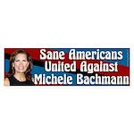 Sane Americans United Against Michele Bachmann