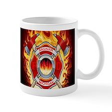 SAGINAW MI FD Mug