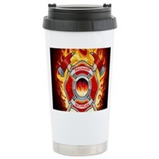 SAGINAW MI FD Travel Mug