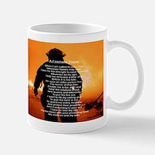 FIREMAS PRAYER Mug