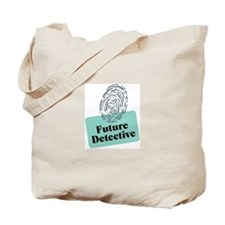 Future Detective Tote Bag