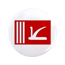 "Jammu and Kashmir Flag 3.5"" Button"