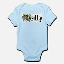 Reilly Celtic Dragon Infant Creeper