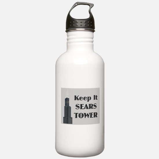 Keep It Sears Tower Water Bottle
