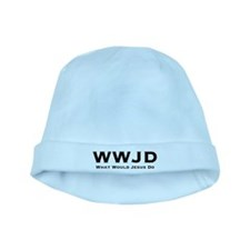 What Would Jesus Do? baby hat