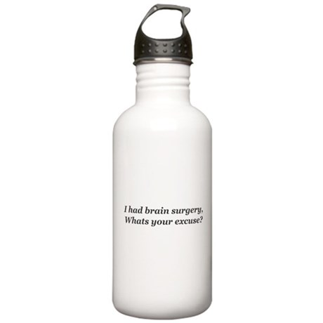 Brain Surgery Stainless Water Bottle 1.0L