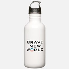 Brave New World Sports Water Bottle