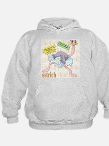 Ostrich Hoodie