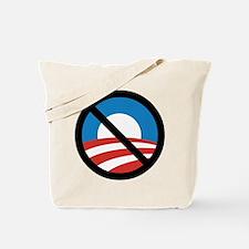 Obama Logo Crossed Tote Bag