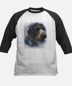German Wirehaired Pointer Por Tee