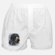 German Wirehaired Pointer Por Boxer Shorts