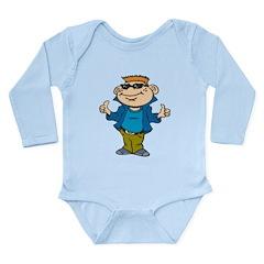 I'm the Guy Shirt Long Sleeve Infant Bodysuit