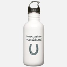 hungarian warmblood Water Bottle