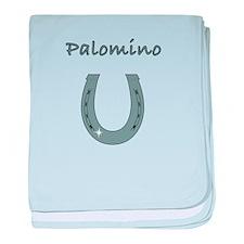 Palomino baby blanket