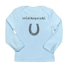 wielkopolski Long Sleeve Infant T-Shirt