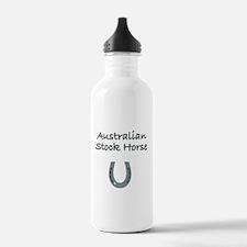 Australian Stock Horses Water Bottle