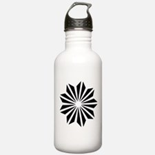 Abstract Image Water Bottle