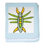 Fun Bug baby blanket