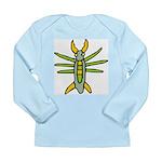 Fun Bug Long Sleeve Infant T-Shirt