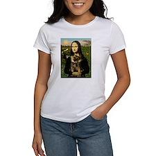 Mona & her Border Terrier Tee