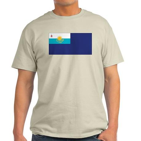 Kazakhstan Govt. Ensign Light T-Shirt