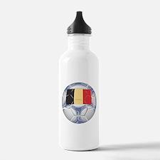 Belgium Championship Soccer Water Bottle