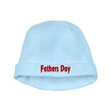Fathers Day baby hat