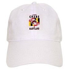 I Got Crabs in Maryland Baseball Cap