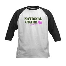 NG Niece Green & Heart Tee