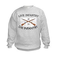 2nd Bn 16th Infantry Sweatshirt
