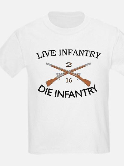 2nd Bn 16th Infantry T-Shirt
