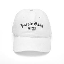 Purple Gang Baseball Cap