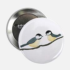 Chickadees Button