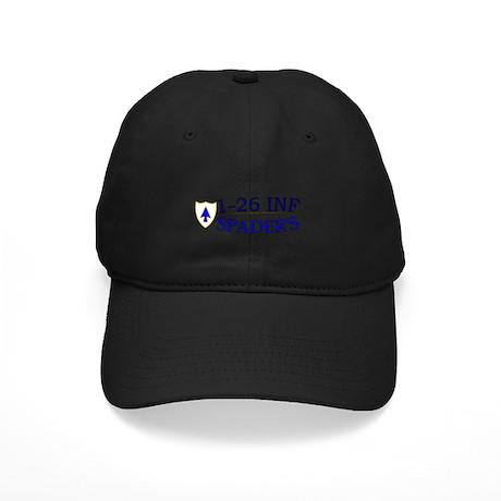 1st Bn 26th Infantry Black Cap