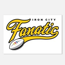 Iron City Fanatic Postcards (Package of 8)