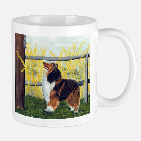 Rough Collie Sable Mug