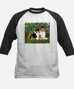 Rough Collie Mom and Pup Tee