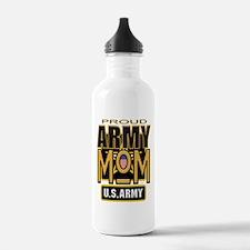 Proud Army Mom Water Bottle