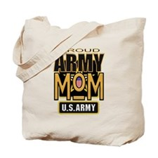 Proud Army Mom Tote Bag